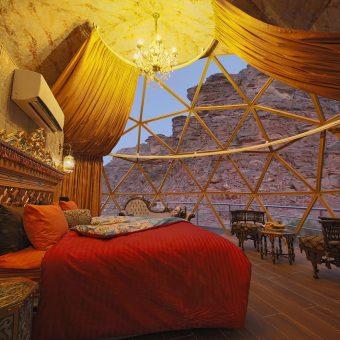 Hôtels à Wadi Rum
